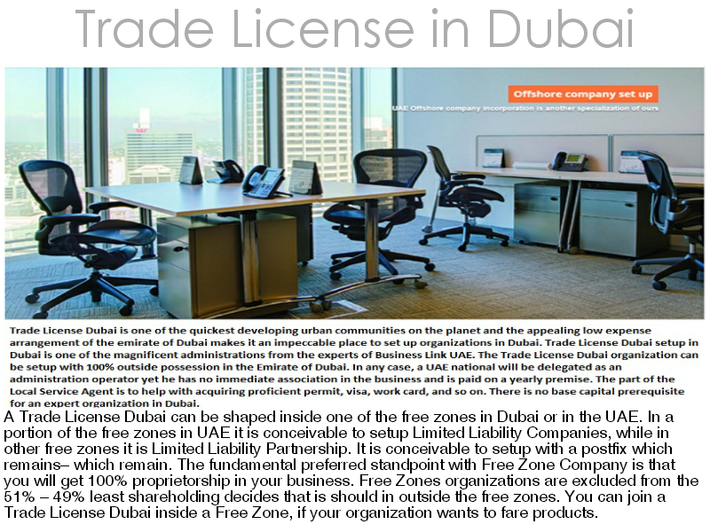 Where To Get The Best Trade License In Dubai